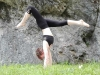 Handstand-Workshop mit Monika Silberbunt